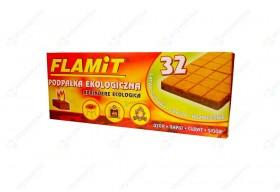 Podpałka ekologiczna FLAMiT 32 kostki