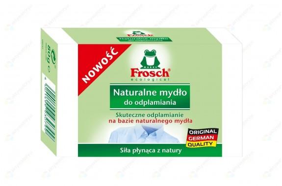 Frosch Naturalne mydło do odplamiania 80 g