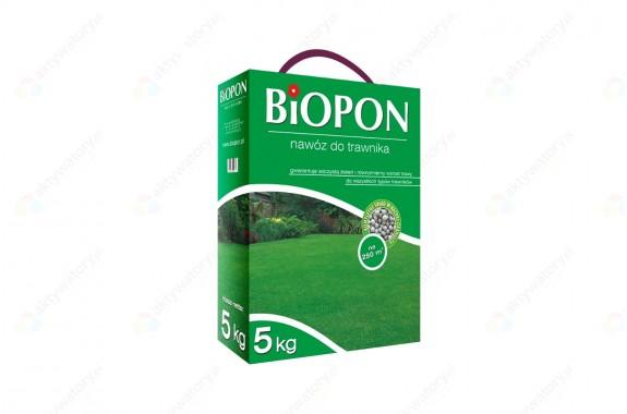 Biopon nawóz do trawnika 5 kg