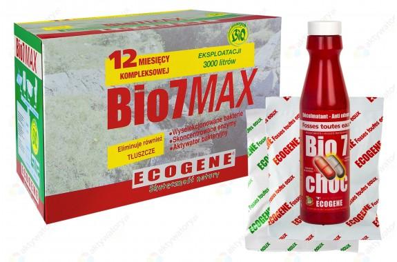 Bio7 Choc Max 2w1 + Bio7 Max 2 kg