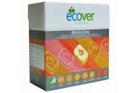 Ecover Tabletki do zmywarki All-in-one 25 szt