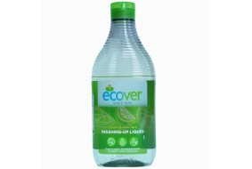 Ecover Płyn do zmywania Cytryna i Aloes 450 ml
