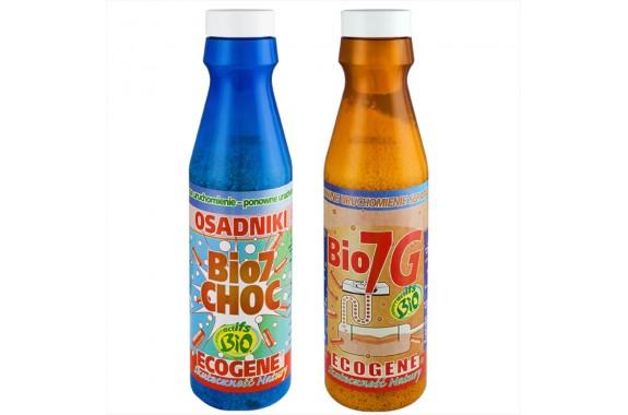 Bio7 Choc Starter + Bio7 G - Zestaw Eksploatacja + Tłuszcze