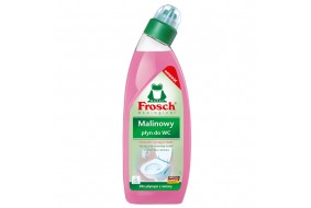 Frosch malinowy płyn do WC 750 ml