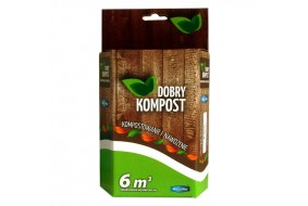 Dobry kompost Preparat do kompostowania 250g