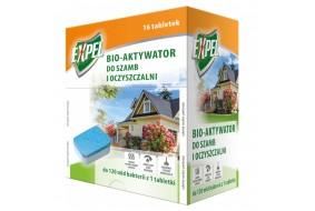 EXPEL BIO Aktywator do szamb i oczyszczalni 16 tabletek