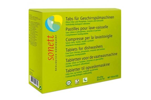 Sonett Tabletki do zmywarki 25 szt