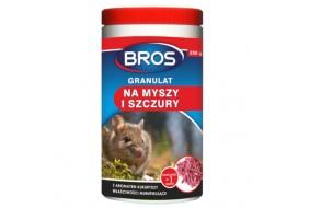 BROS granulat na myszy i szczury 250 g