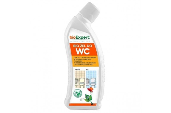 bioExpert Bio żel do WC 750 ml