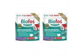 Biofos Professional Zestaw Tabletki Biologiczne 24 + 8 sztuk Gratis