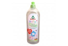 Frosch Baby Płyn do czyszczenia akcesoriów dziecięcych 750 ml 1+1 Gratis