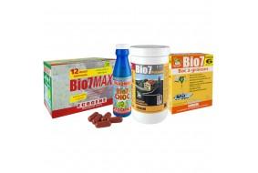 Bio7 Max 2kg Choc Tłuszcze 480g Studnie Chłonne