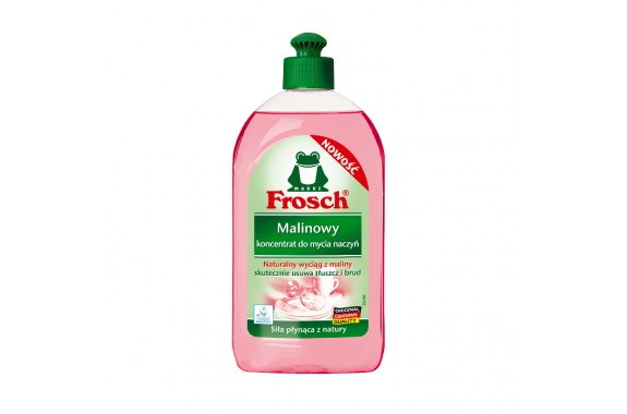 FROSCH Malinowy koncentrat do naczyń 500ml