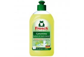 FROSCH Cytrynowy balsam do naczyń 500