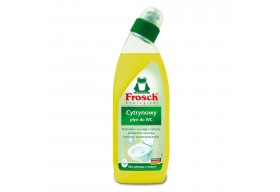 FROSCH Cytrynowy płyn WC 750ml