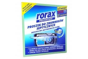 Rorax Aktywator do zbiorników septycznych saszetki 22x15g
