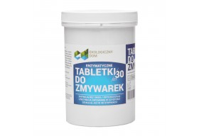 Biozym Eko Enzymatyczne tabletki do zmywarek 30 szt