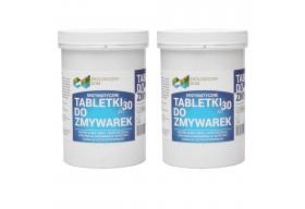 Biozym Enzymatyczne tabletki do zmywarek 60 szt.
