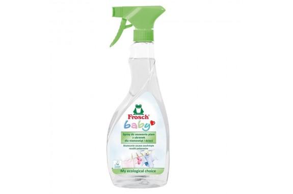 FROSCH Baby Spray do usuwania plam