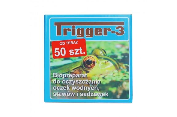 Trigger-3 do oczek 50 saszetek