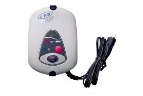 Sygnalizator alarm czujnik poziomu szamba oczyszczalni biały