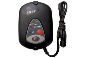 Sygnalizator alarm czujnik poziomu szamba oczyszczalni czarny