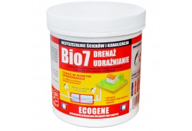 Bio7 Drenaż udrażnianie 4 x 200g Nowość