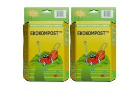 Ekokompost kompostowanie dobry kompost 500g