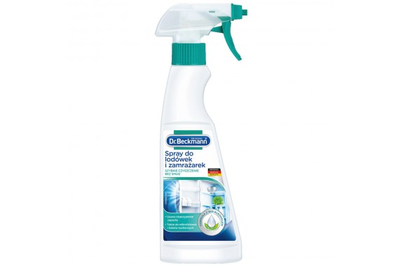 Dr. Beckmann Spray do lodówek i zamrażarek 250 ml