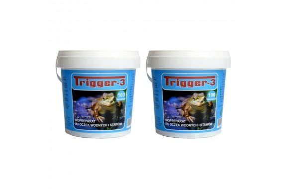 Trigger-3 do stawu i oczek wodnych 200 tabletek