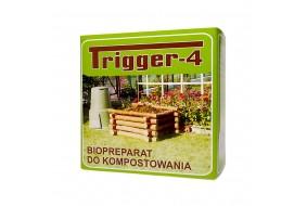 Trigger-4 Kompost bakterie do kompostowania 100g