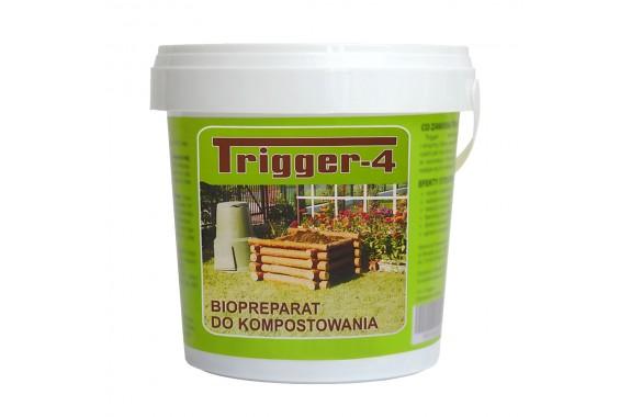 Trigger-4 Kompostowanie 1kg Dobry kompost