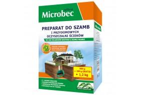 Microbec ultra Preparat do szamb i oczyszczalni 900+300g eukaliptus