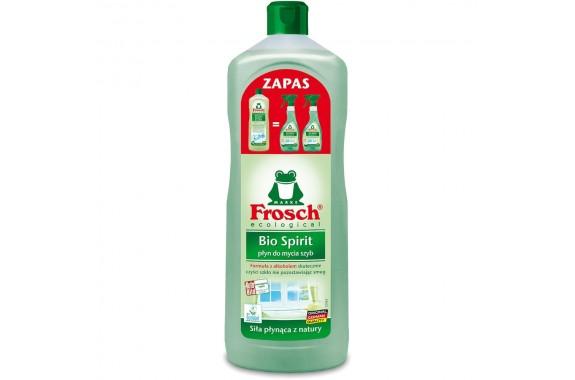 FROSCH Płyn do mycia szyb 1000 ml Zapas
