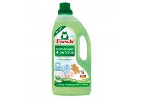 FROSCH Żel do prania tkanin Aloes 1,5 l