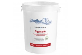 Hydroidea AlgoSplit Usuwanie Glonów Nitkowatych 25kg