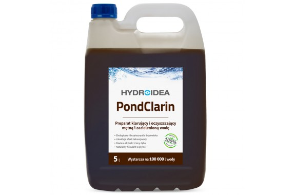 Hydroidea PondClarin Klarowanie Wody 5 L