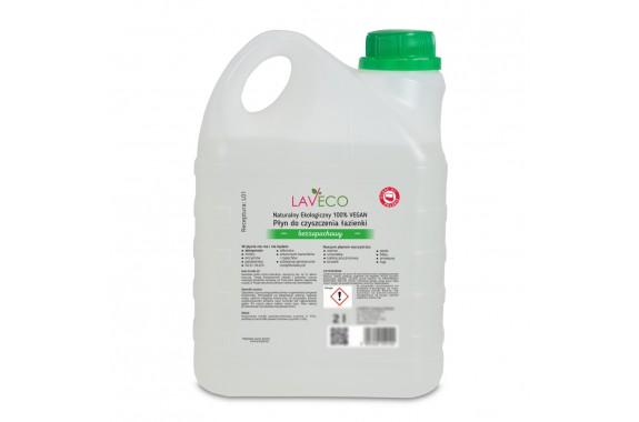 LAVECO Naturalny płyn do czyszczenia łazienki bezzapachowy 2 L