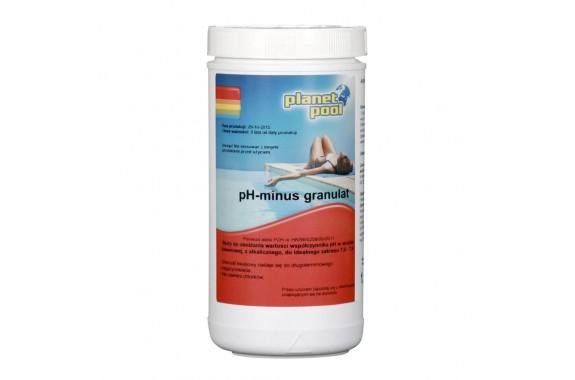 pH-minus granulat 1,5 kg