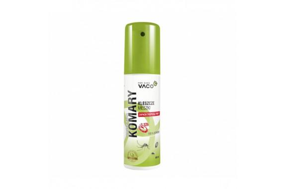 VACO Płyn na komary i kleszcze 100 ml