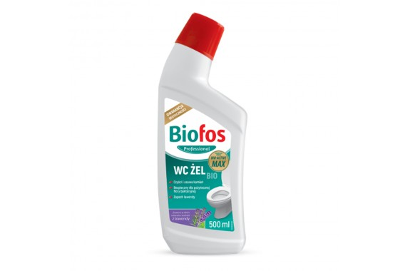 Biofos Bio WC żel 500 ml