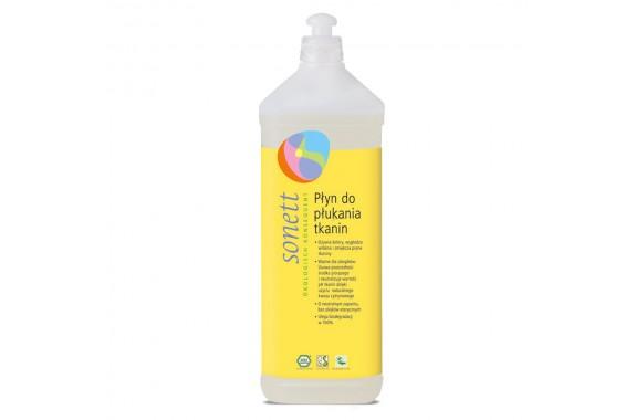 Sonett Ekologiczny płyn do płukania tkanin 1000 ml