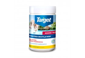 TARGET ALKASOL PLUS pH plus podwyższa pH wody 1L
