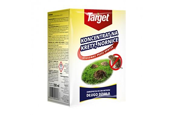TARGET KRETOMAX odstrasza krety nornice 250 ml