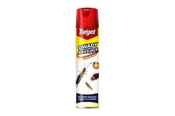 TARGET DOWN CONTROL Spray na owady biegające 300 ml