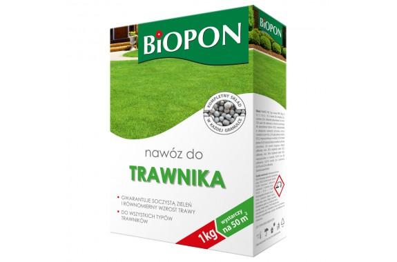 Biopon nawóz do trawnika 1 kg