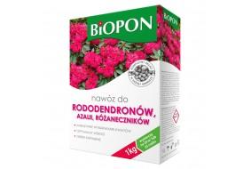 Biopon nawóz do rododendronów i azalii 1 kg