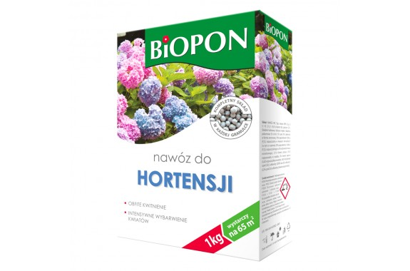 Biopon nawóz do hortensji 1 kg