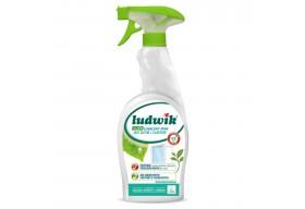LUDWIK Ekologiczny płyn do mycia szyb i luster 750 ml
