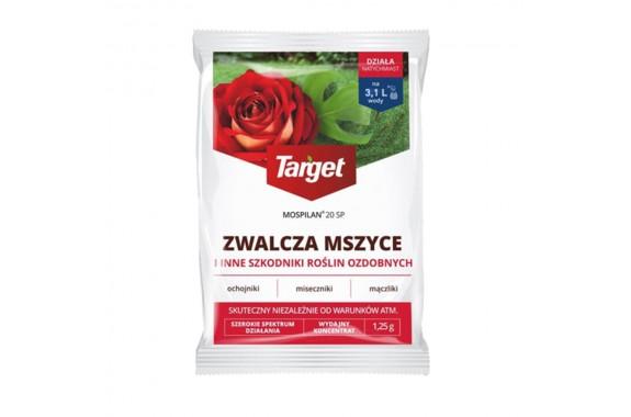 TARGET MOSPILAN 20 SP Zwalcza Mszyce i Szkodniki Roślin Ozdobnych 1,25g